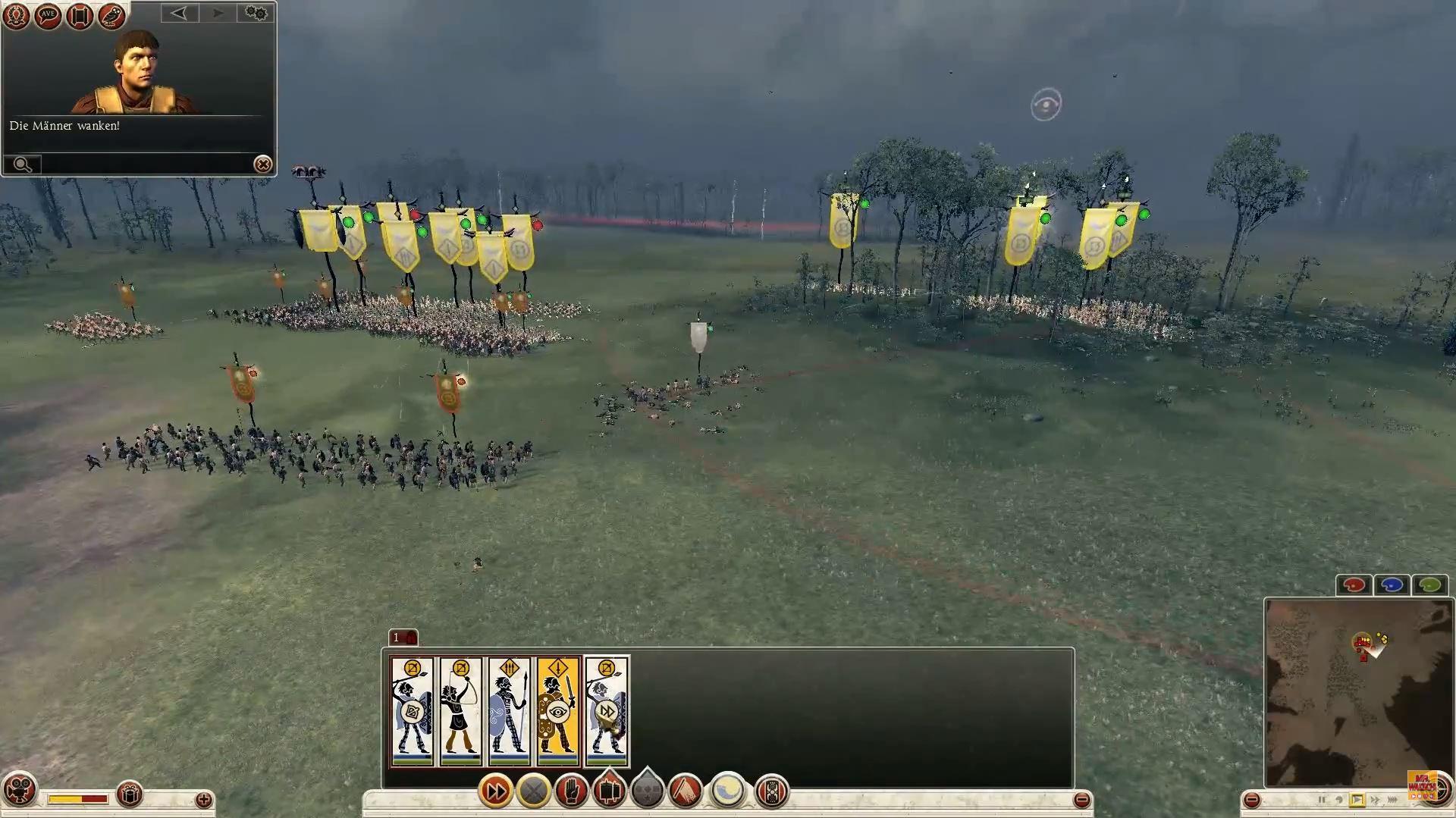 Cäsar Multiplayer 8